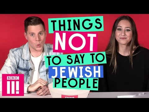 Xxx Mp4 Things Not To Say To Jewish People 3gp Sex