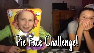 Pie Face Challenge *Viral Video*   ORIGINAL VIDEO/OWNER