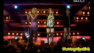 Sugababes - Too Lost In You - live