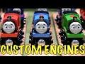 Custom Thomas Wooden Railway Engines Review | Thomas Wooden Railway Discussion #69