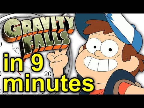 The History Of Gravity Falls   A Brief History