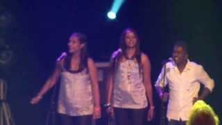 Skky Crew at J&J Auditorium ( Lanbyans Morisien )