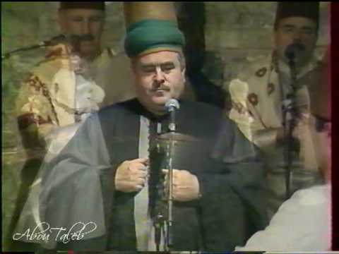Cheikh Hamza Chakour Syrian Master of the mystical song