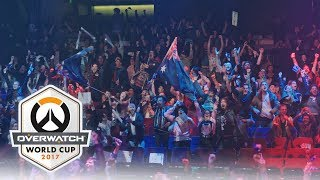 2017 Overwatch World Cup Group Stages | Part 4 of 4