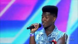 The X Factor USA 2012 - Willie Jones' audition