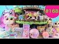 Blind Bag Treehouse #168 Unboxing LOL Surprise Disney Moj Moj | PSToyReviews