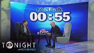 TWBA: Fast Talk with Arjo Atayde