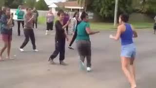 Aboriginal Fight Bourke