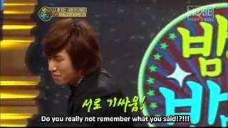 [ENG SUB] Daesung interrogate TOP in NAN