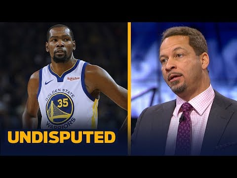 Chris Broussard reacts to Jarrett Jack s tweet about KD and AD joining LeBron NBA UNDISPUTED