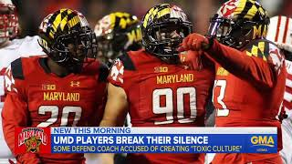 UMD players and parents break their silence about