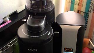 KRUPS KM7000 AUTO-ON FUNCTION