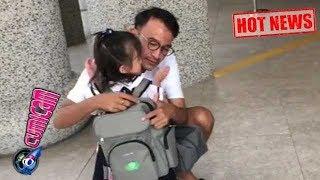 Hot News! Antar Thalia Sekolah, Sikap Ruben Bikin Netizen Terharu - Cumicam 21 Maret 2018