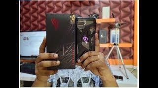 Asus ROG Phone 2 Unboxing (First Flipkart Sale Unit)😍😍😍