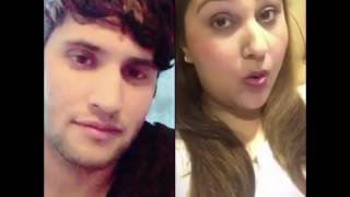 AB TERE DIL MEIN HUM AA GAYE What a Dubsmash Hindi full Video on Bollywood song!