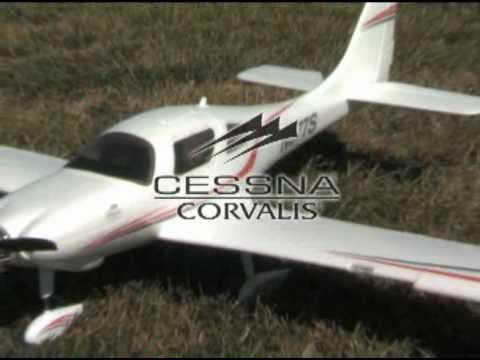 Spotlight: Hobbico® Flyzone™ Cessna® 350 Corvalis® Select Scale™ Rx-R™