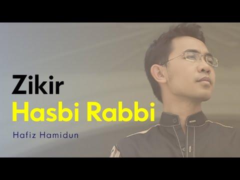 Hasbi Rabbi Hafiz Hamidun Zikir Terapi Diri