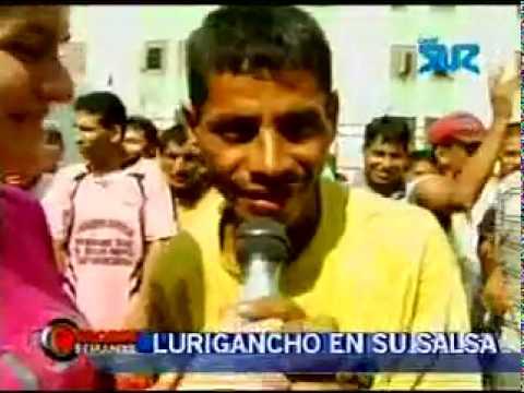 Penal de Lurigancho La Carcel Parte 2 Alex Aviles