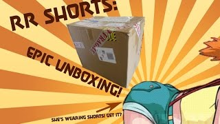 RR Shorts: Epic Unboxing 23/07/14, Rare Imported Gaming Hardware