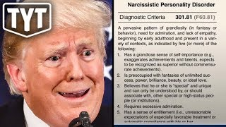 Evidence Of Trump's Personality Disorder?