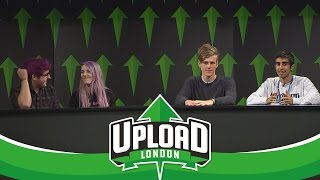 Vikkstar, Lachlan, Small Beans & LDShadowLady - Minecraft & YouTube Trends (Upload Event 2016)