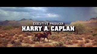 Charro! (1969) -Opening Song-