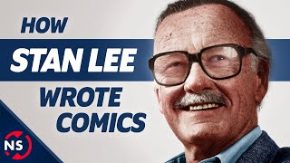 Stan Lee: How Marvel's Unconventional Storyteller Wrote Comics