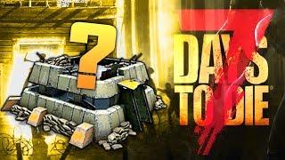 SECRET BUNKER ★ 7 Days to Die - Alpha 15 (36)