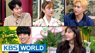 Happy Together –  The Golden Days of Our Lives / Scary Word Relay Part.1 [ENG/2017.06.29]