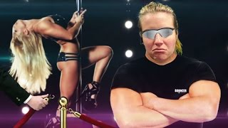 WORKIN' THAT POLE - Club Naughty Gameplay