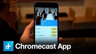 Google Chromecast App - Hands On
