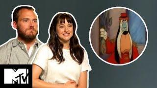 Sam Claflin & Shailene Woodley Go SPEED DATING   MTV Movies