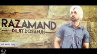 Razamand (Full Audio Song) | Diljit Dosanjh | Punjabi Song Collection | Speed Records