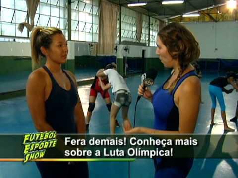 Luta olímpica