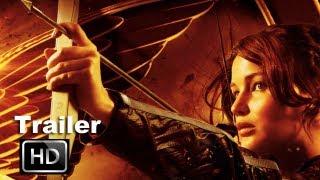 TRAILER: THE HUNGER GAMES TRAILER 2, Jennifer Lawrence Enters The Reaping: ENTV
