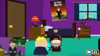 South Park The Stick of Truth - Tom Cruise Won't Come Out of The Closet Easter Egg