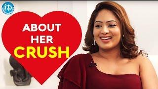 Nikesha Patel About Her Crush    Araku Road Lo    Talking Movies With iDream