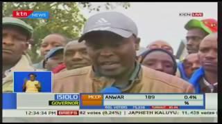 Jubilee yaonekana kushinda viti vyote vya bunge katika kaunti ya Nyeri