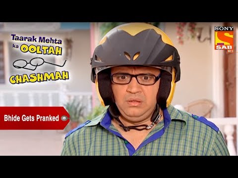 Xxx Mp4 Bhide Gets Pranked Taarak Mehta Ka Ooltah Chashmah 3gp Sex