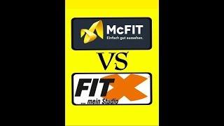 FitX Fitnessstudio oder McFIT ANMELDEN ?!? Wer ist auf der FIBO 2018 ?Dumbbell Rows!