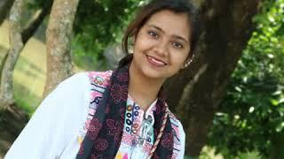 রবীন্দ্র সঙ্গীত - শিল্পী তাসফিয়া তিমিদা - মধুর মধুর ধ্বনি বাজে. হৃদয়কমলবনমাঝে