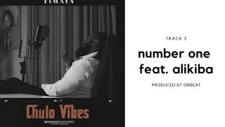 Timaya - Number One feat. Alikiba (Official Audio)