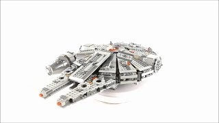Lego Star Wars Millennium Falcon - Lego 75105 Speed Build