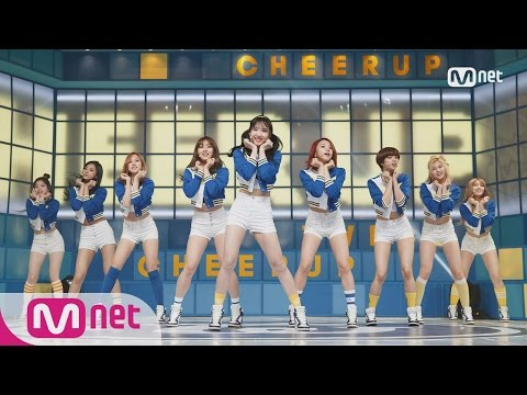 [TWICE - Cheer Up] Comeback Stage l M COUNTDOWN 160428 EP.471 Mp3