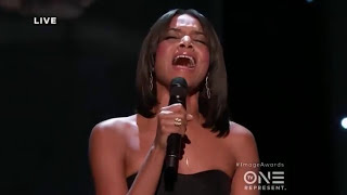 The Glorious ALICE SMITH  - Glory - Live at the 2016 NAACP Image Awards