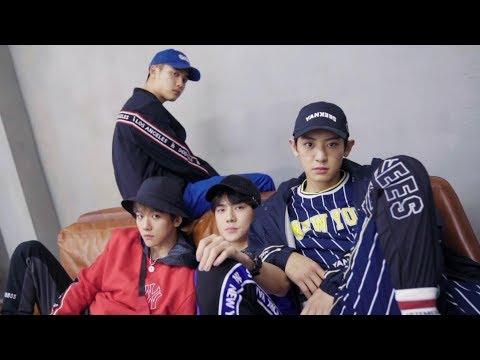 [MLB] EXO x MLB 2018 S/S #MLBCREW (30