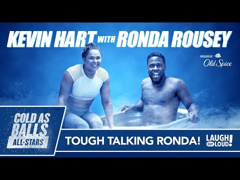 Cold As Balls All Stars Ronda Rousey Takes No BS Laugh Out Loud Network