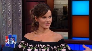 Kate Beckinsale Travels With A Horse Costume