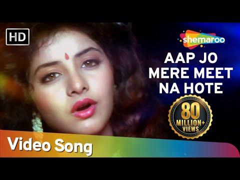 Xxx Mp4 Aap Jo Mere Meet Na HD Geet Songs Divya Bharti Avinash Wadhavan Lata Mangeshkar 3gp Sex
