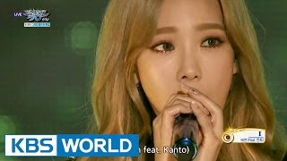 TAEYEON (태연) - I (Feat.kanto) [Music Bank COMEBACK / 2015.10.09]